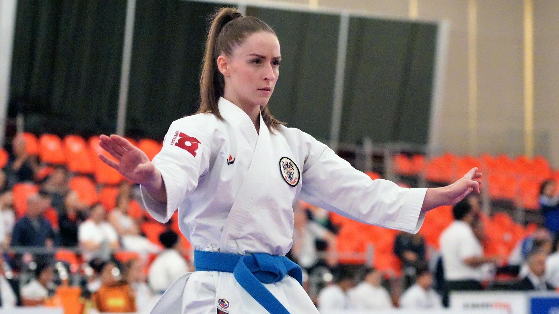 Kristin Wieninger | Sieg beim Coupe Milon | Luxembourg | sichert sich Vorsprung für EM-Qualifikation 2020