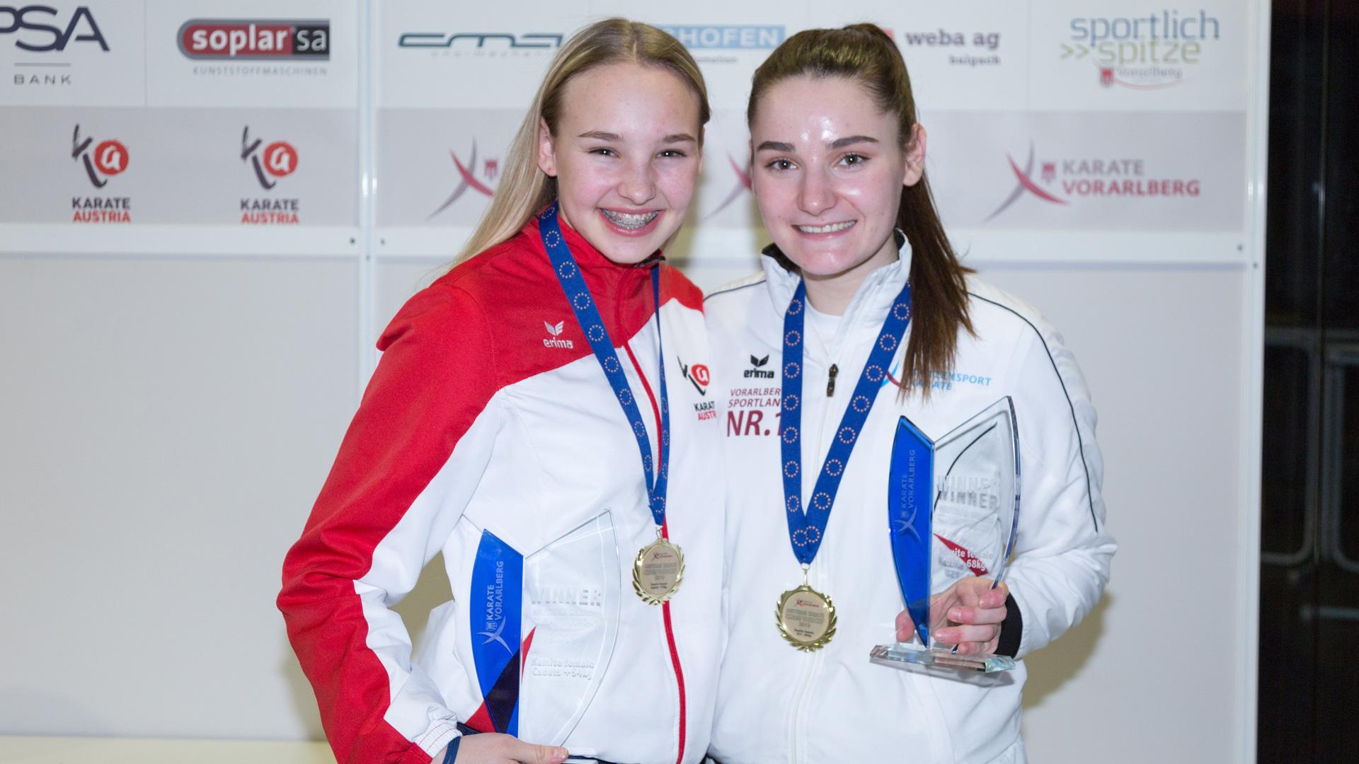 CC20 | EM-Qualifikation | Devigili | Maksimovic | Gewinnerinnen CC19