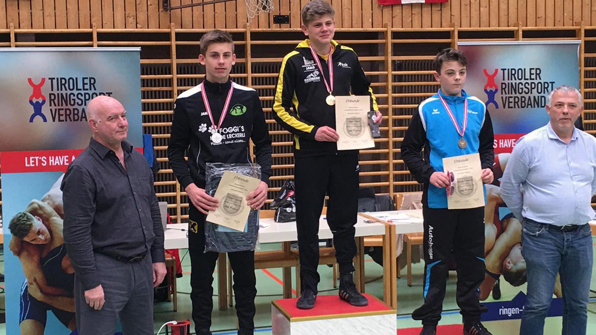 Georg Tatzer | österreichische Meisterschaften | Silber | Vizemeistertitel | KSV Söding