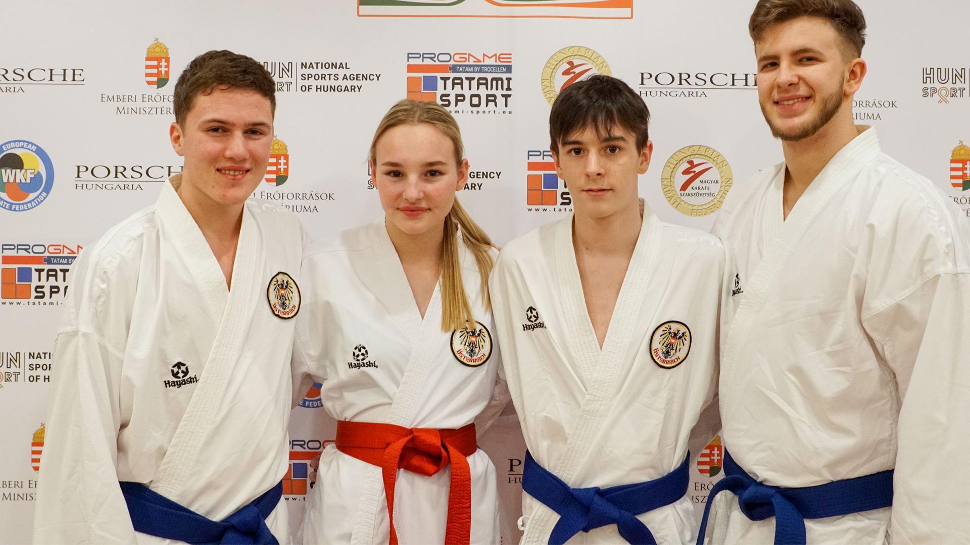 Europameisterschaft | Karate | Budapest | Karate Vorarlberg | Österreichische Starter