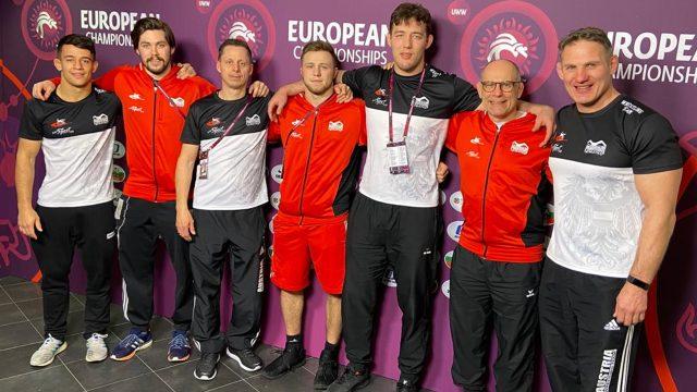 European Championship   Ringen   Rom   Italien   2020   Ringsport Österreich