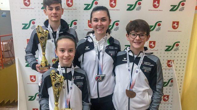 Horse-Cup | Slowenien | Karate Austria | Kata | Gold