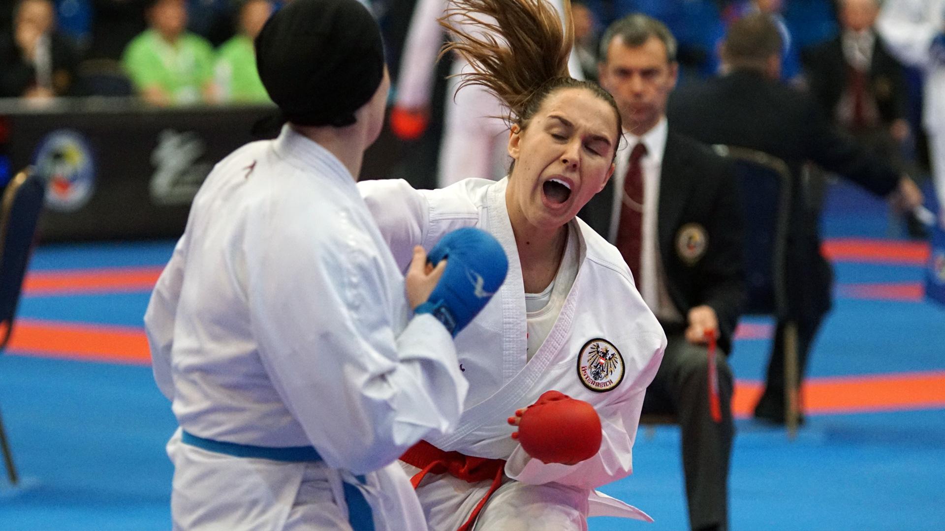 Lora Ziller | Karate | Europa Meisterschaften | U21 Gold | Budapest