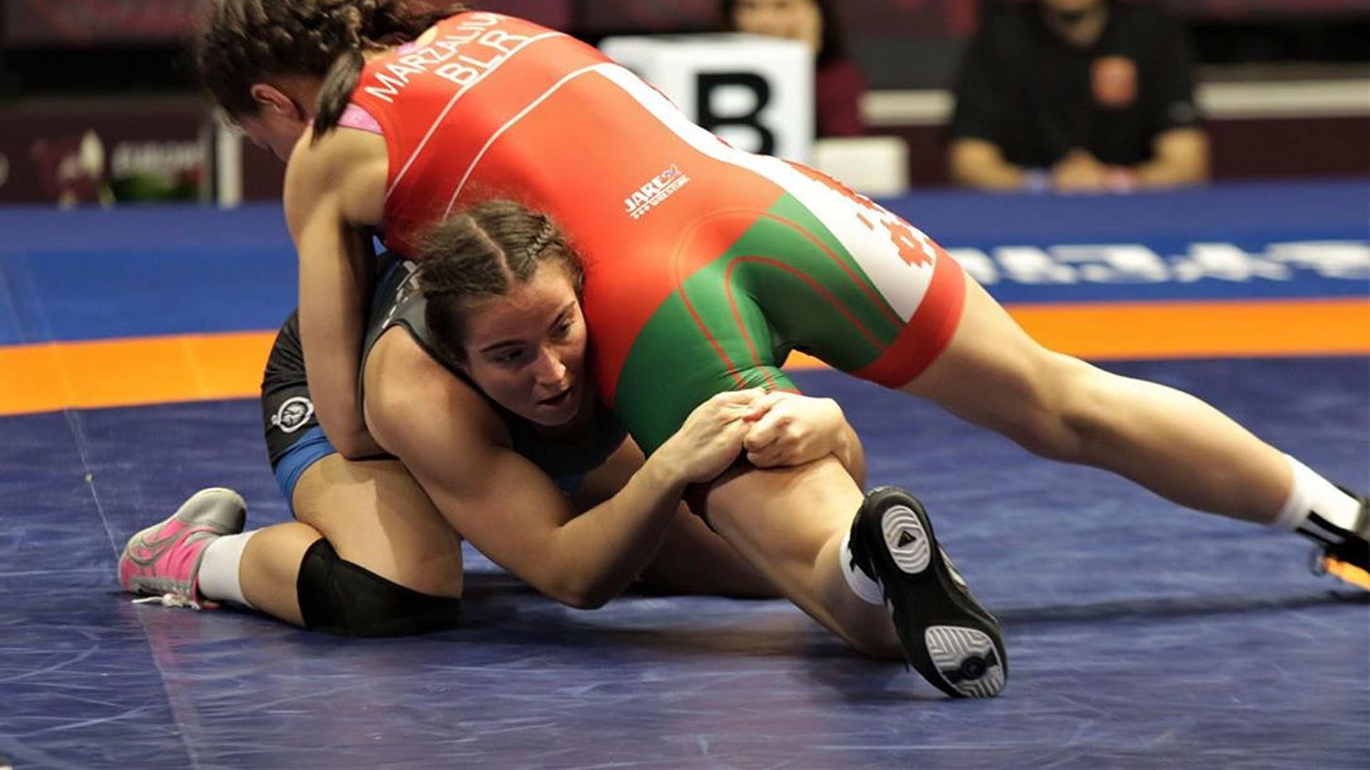 Medaillenhoffnung | Martina Kuenz gegen Vasilisa Marzaliuk | keine Medaille |