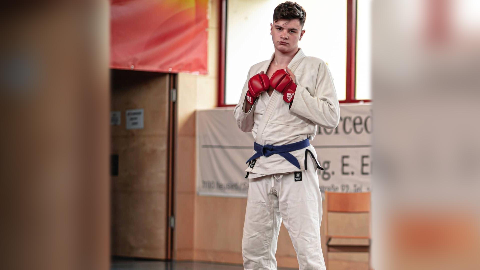 Kodokan Open | Jiu Jitsu | Gold | Hamburg | Jiu Jitsu Verband Österreich