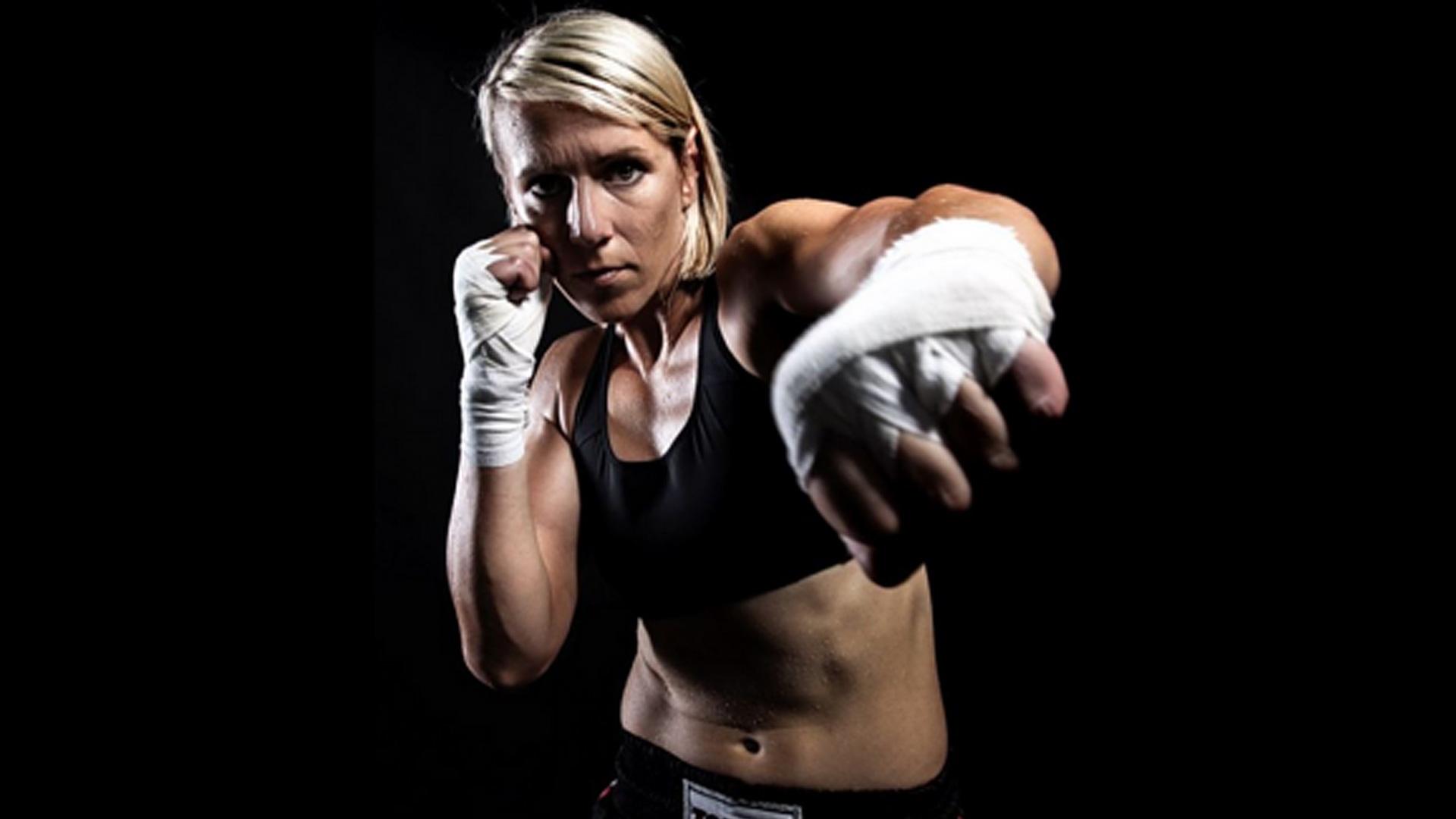 Ex-Kickbox-Weltmeisterin Trimmel gründet Quarantainment