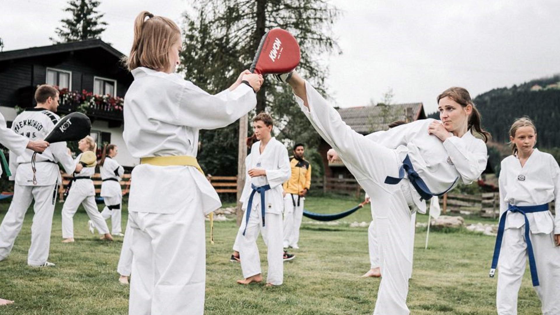 Ab 1 Juli Kontaktsportarten wieder erlaubt | Taekwondo Training |