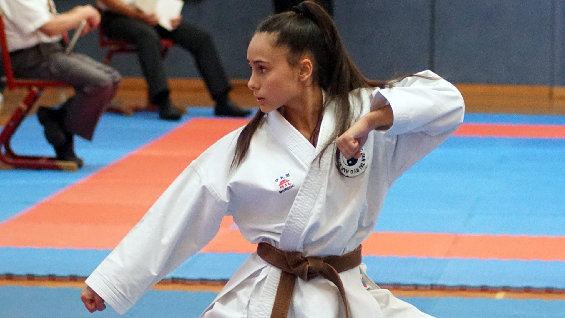Karate | Austrian Junior Open 2020 | E-Tournament | Celo Sister | Sima Celo