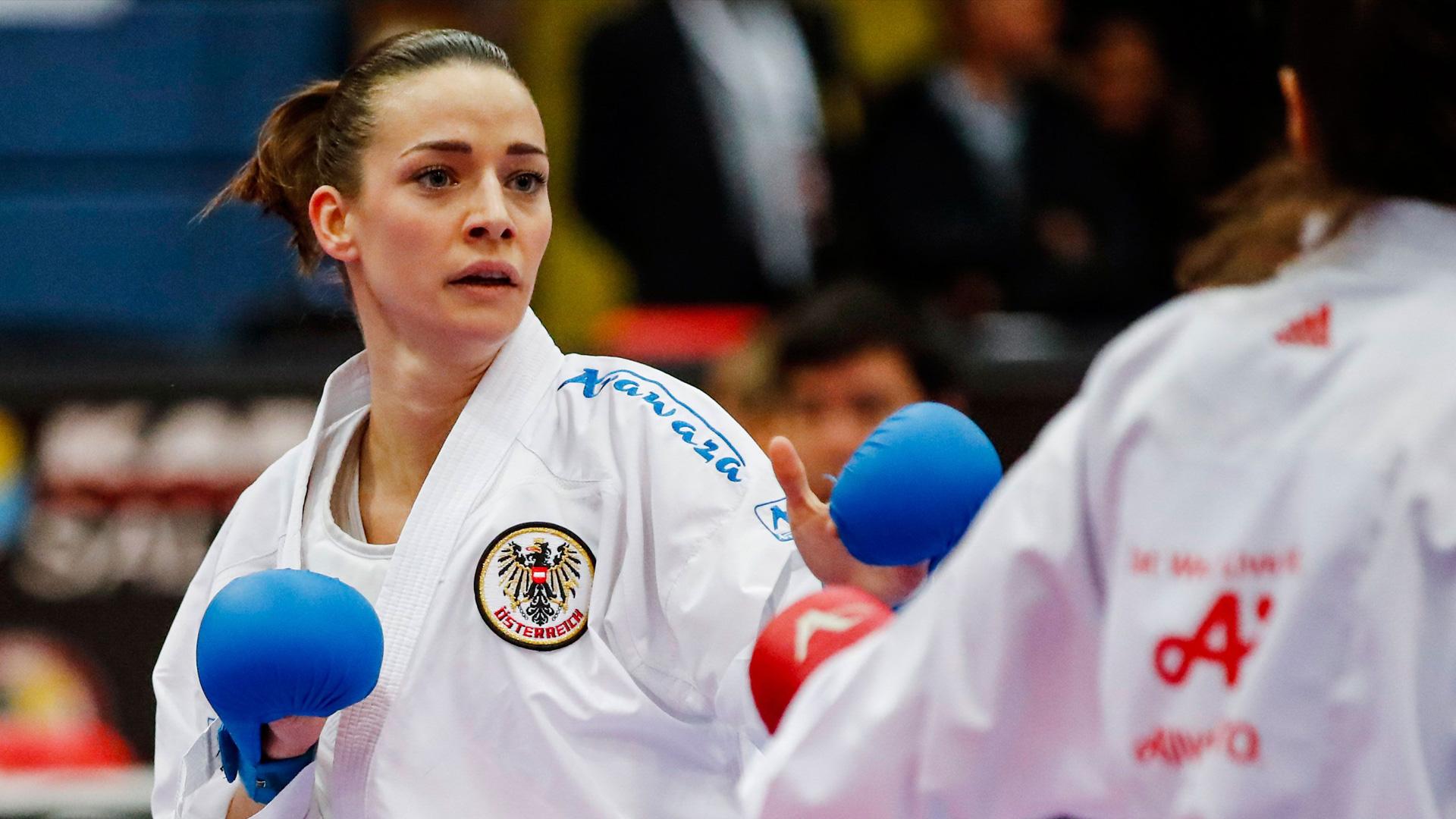 Bettina Plank | Olympia | Karate | Österreich