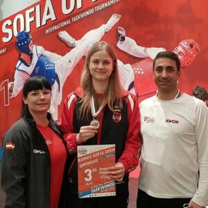Taekwondo: Sofia Open