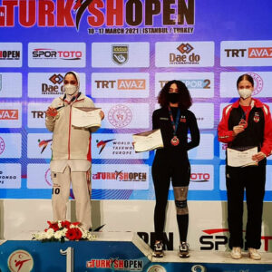 Taekwondo: Turkish Open