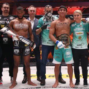 Torres erkämpft Weltmeister-Titel für Star Fight Enns!