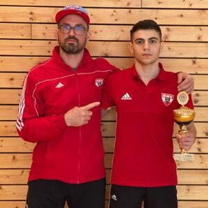 Gold bei internationalem Youth-Turnier