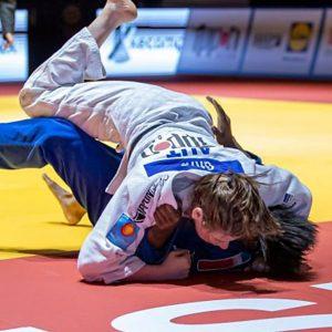 Judo: EM Bronze für Bernadette Graf!
