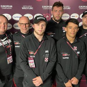 Johannes Ludescher holt 9. Platz bei Ringer-EM in Warschau!