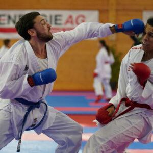 Erfolgreich! Pokorny und Wieninger erobern beim Olympia-Test in Paris Bronze