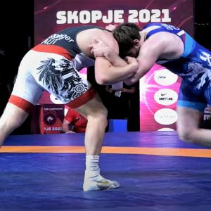 Markus Ragginger holt die Bronzemedaille bei der U-23 EM in Skopie/Mazedonien!