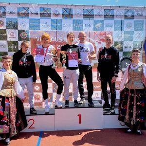 Internationaler Erfolg der Leobner Kampfsportler beim internationalen Vilnius Major Cup 2021