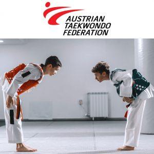 Taekwondo Training in der Halle wieder erlaubt
