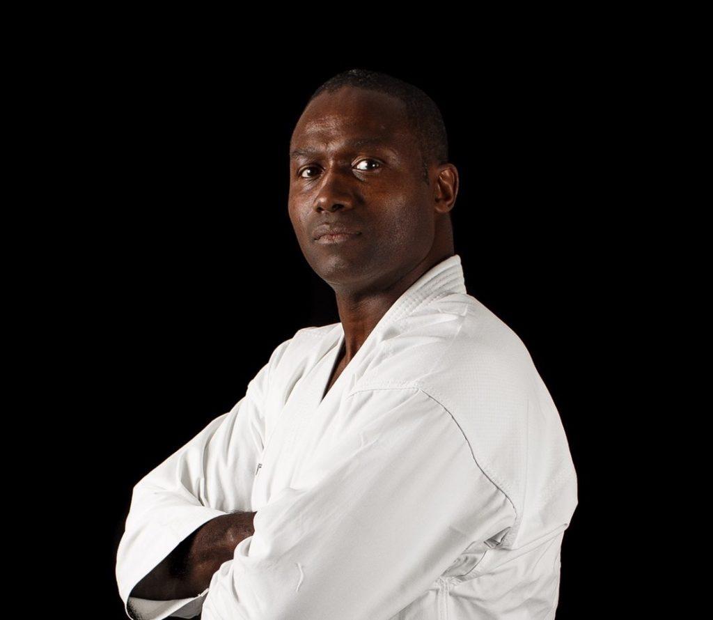 Vielfacher Karate-Weltmeister Wayne Otto