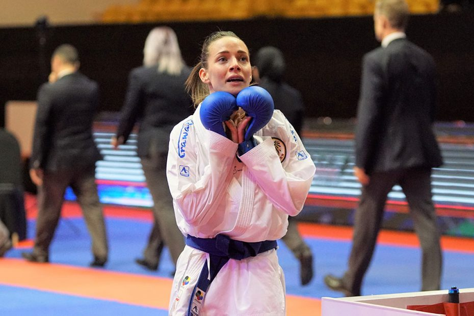 Bettina Plank holt sich doch noch ein Ticket für die Olympischen Spiele in Tokio 2021