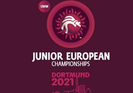 Junioren Europameisterschaften in Dortmund