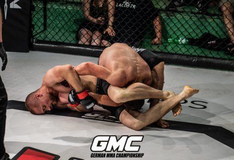 GMC Fight Night 8