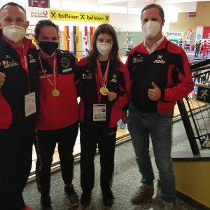 ASVÖ Kickbox Club Rohrbach holt 2 x Gold und 1x Silber
