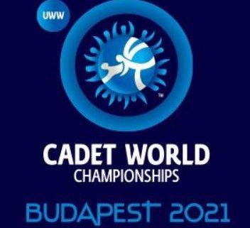 Kadetten Weltmeisterschaften in Budapest