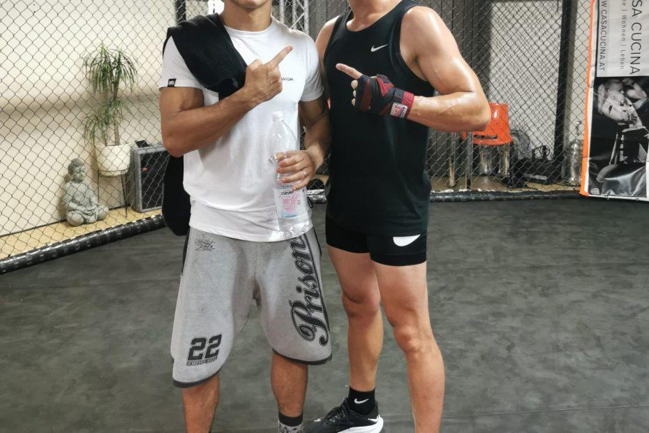 Star Fight Enns feiert 16-jährigen Doppel-Sieger