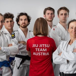 Jiu Jitsu Verband Österreich kämpft um den ersten EM-Titel