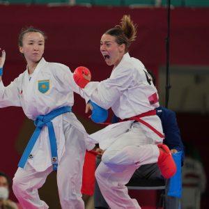Olympia Bronze für Bettina Plank -European Games-Siegerin schreibt Karate-Geschichte