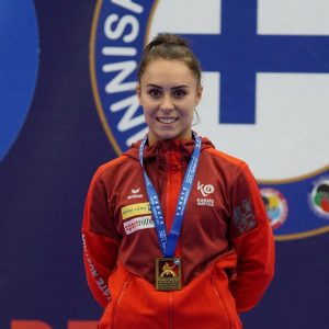 Dank Funda Celo wurde stolze Karate-Austria-Serie prolongiert