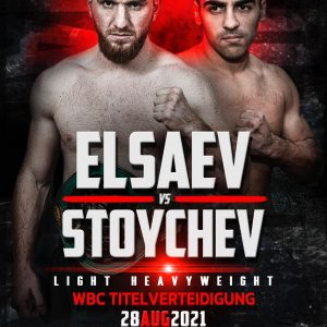 Elsaev verteidigt WBC Asia-Titel