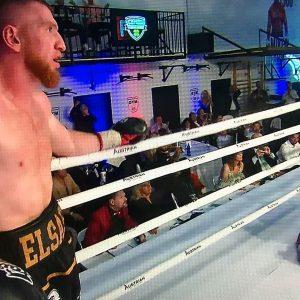 Elsaev bleibt World Boxing Council Asia Light Heavyweight Champ