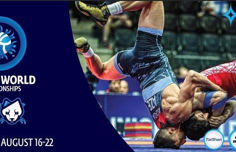 Junioren Weltmeisterschaften in Russland