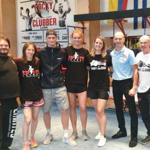 Internationaler Erfolg der Kampfsportler vom K.S.F. Gym Leoben