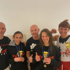 IFMA Muaythai Erfolge in Budapest