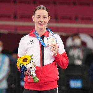 Bettina Plank entschied sich kurzfristig: Kampfpause nach Olympia-Bronze