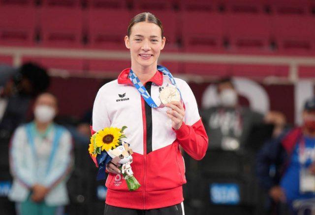 Bettina Plank tritt nach Olympia Bronze nicht in Kairo bei der Premier League an