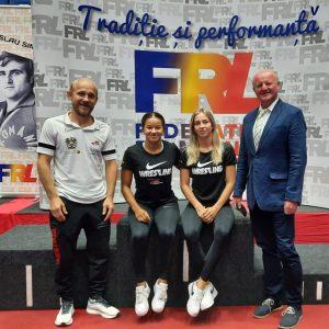 Gute Ergebnisse beim Weltcup in Bukarest