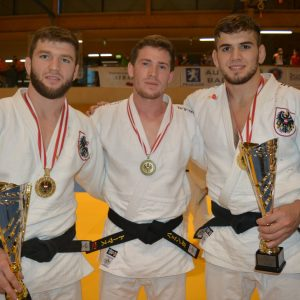 Wachid schreibt Judo-Geschichte